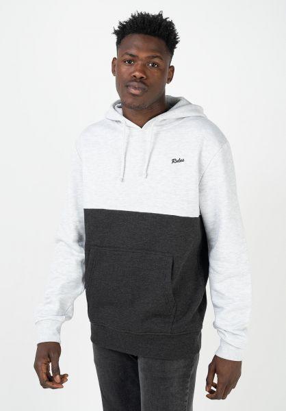 Rules Sweatshirts und Pullover Delhaou darkgrey-lightgrey vorderansicht 0422825