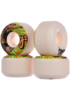 OJ Wheels Delatorre Trip Elite Hardline 101a