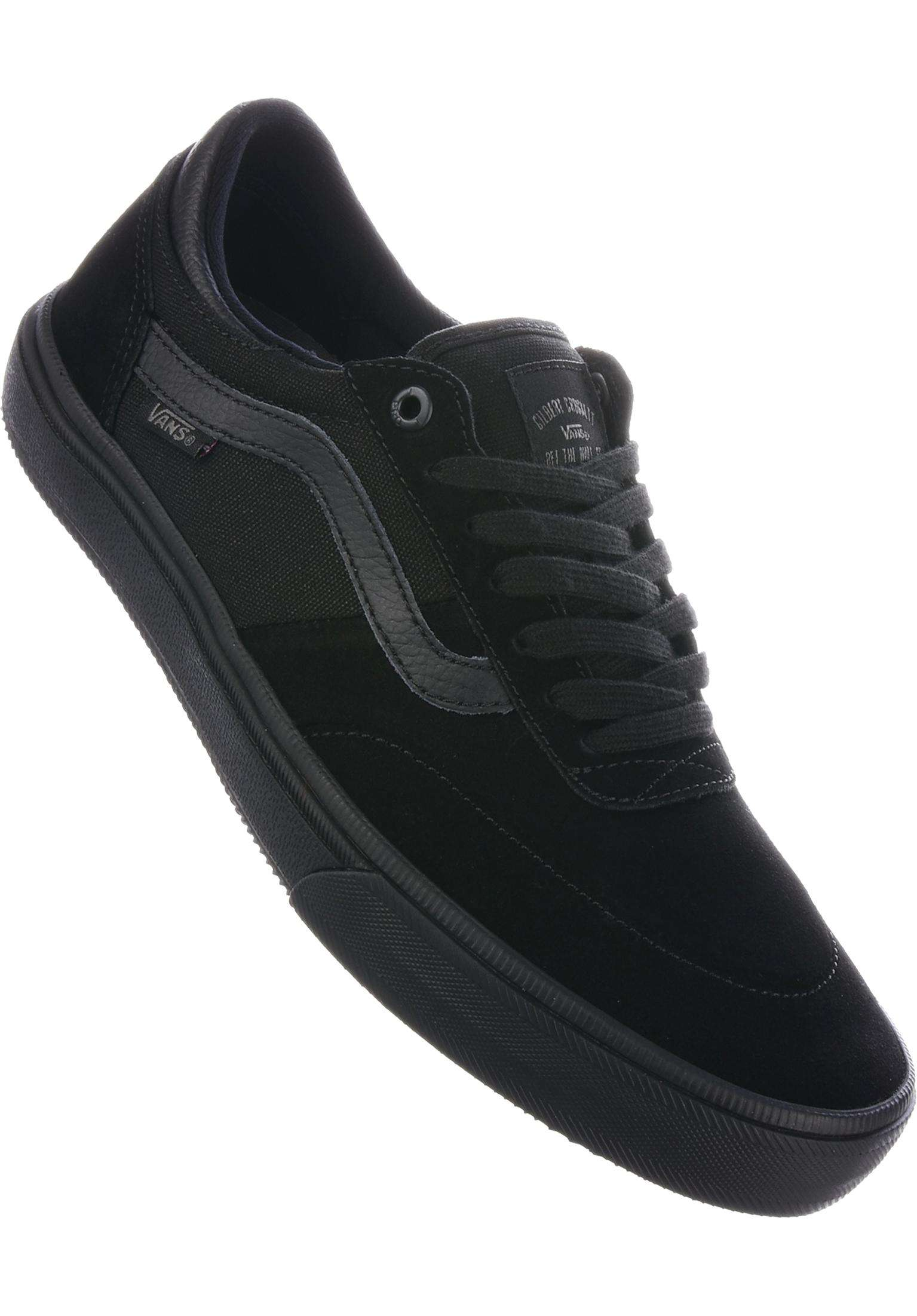 Gilbert Crockett Pro 2 Vans All Shoes in blackout for Men  0c596c0b4