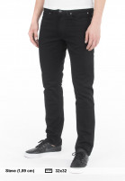 Reell-Jeans-Nova-2-black-Vorderansicht