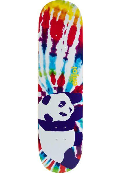 Enjoi Skateboard Decks Tie Dye V6 R7 multicolor vorderansicht 0261656