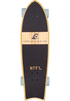 BTFL Longboards Moby Kids Surfskate