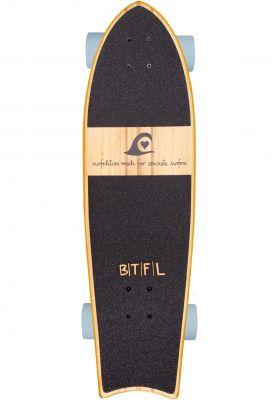 BTFL Longboards Moby Kids Surfskate