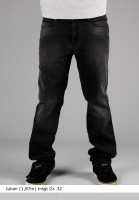 Reell-Jeans-Razor-black-flow-Vorderansicht