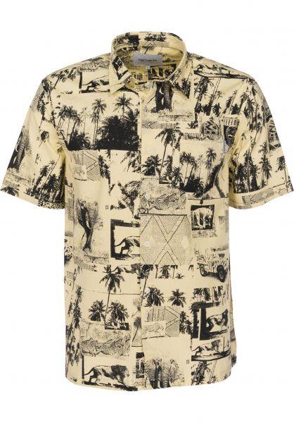 Carhartt WIP Hemden kurzarm Safari safariprint-spot Vorderansicht