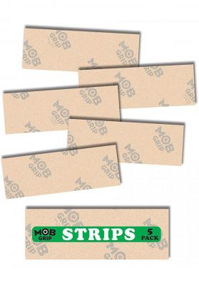 MOB-Griptape Clear Grip Strips 5er