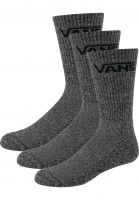vans-socken-classic-crew-3-pack-blackheather-vorderansicht-0631004