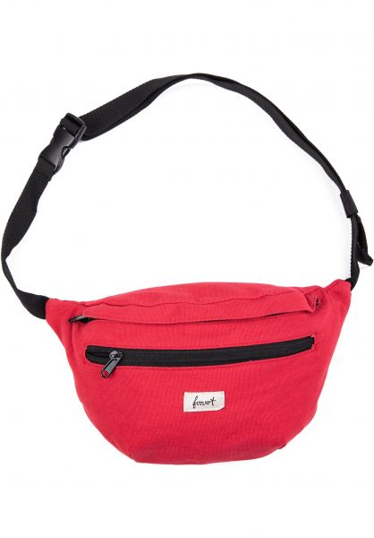 Forvert Hip-Bags Chris red vorderansicht 0169053