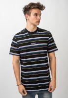iriedaily-t-shirts-tony-stripe-black-vorderansicht-0399720