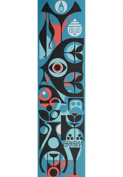 Darkroom Griptape Aquarius multicolored vorderansicht 0142219