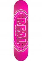 Real Skateboard Decks Crossfade Renewal pink Vorderansicht