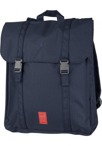 Lefrik Rucksäcke Handy Backpack nightblue vorderansicht 0880953