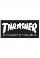 Thrasher-Verschiedenes-Skate-Mag-Mini-Sticker-black-Vorderansicht