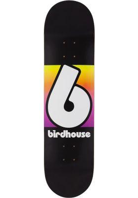 Birdhouse Block Logo