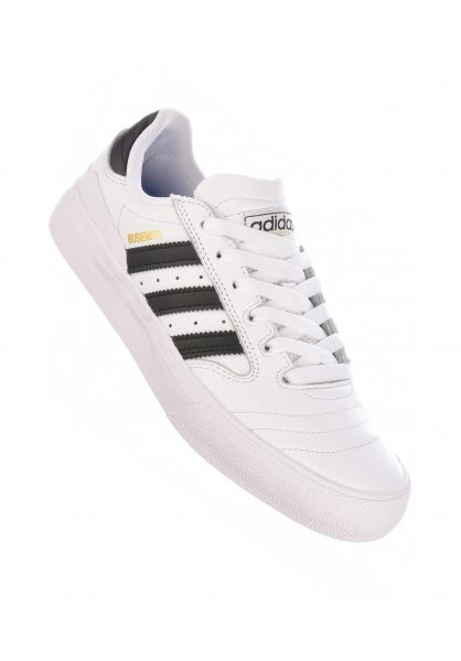 adidas Alle Schuhe Busenitz Vulc II ftwwhite-coreblack-gold vorderansicht 0612578