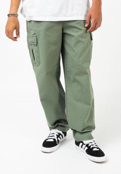 Homeboy Cargohosen X-tra Cargo Pants olive vorderansicht 0270000