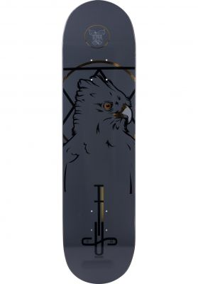 TITUS Skateboard Decks Harpy Eagle T-Fiber BLACK