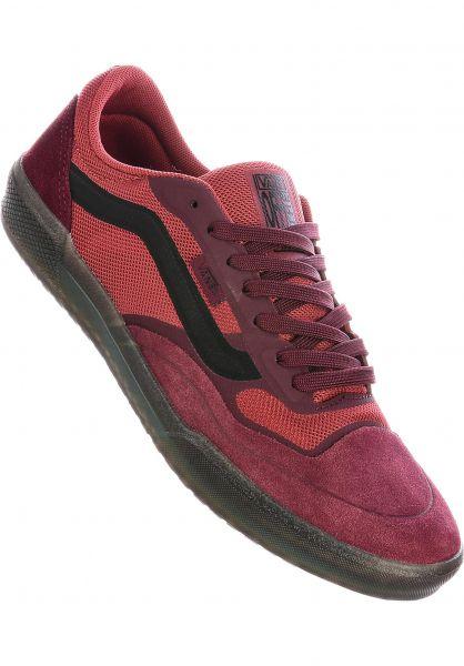 Vans Alle Schuhe Ave Pro portroyale-rosewood vorderansicht 0604646