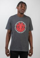 element-t-shirts-seal-charcoalheather-vorderansicht-0372580