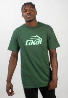 lakai-t-shirts-basic-forestgreen-vorderansicht-0398177