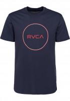 RVCA T-Shirts RVCA Motors classicindigo Vorderansicht