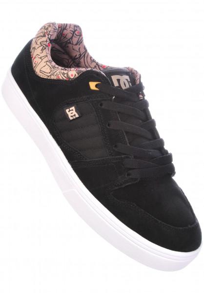 DC Shoes Alle Schuhe Course 2 SE black-tan Vorderansicht