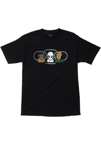 Alien Workshop Skateboard Shirt Mind Control White