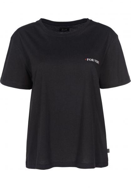 Forvert T-Shirts Vihti darknavy Vorderansicht