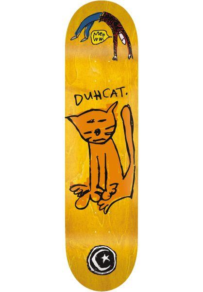 Foundation Skateboard Decks Duh Cat natural vorderansicht 0262529