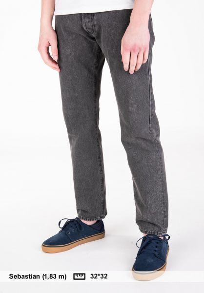 Levis Skate Jeans 501 Original coyote vorderansicht 0227134