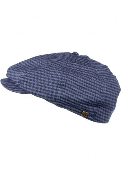 Brixton Hüte Brood slate vorderansicht 0580161