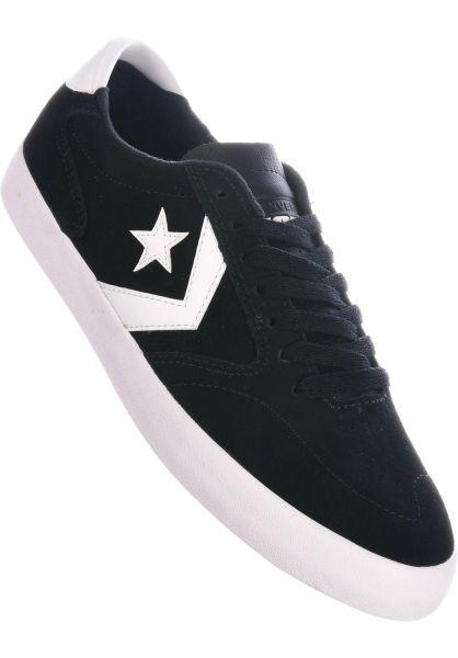 Converse CONS Alle Schuhe Checkpoint pro Classic OX black-white vorderansicht 0604656
