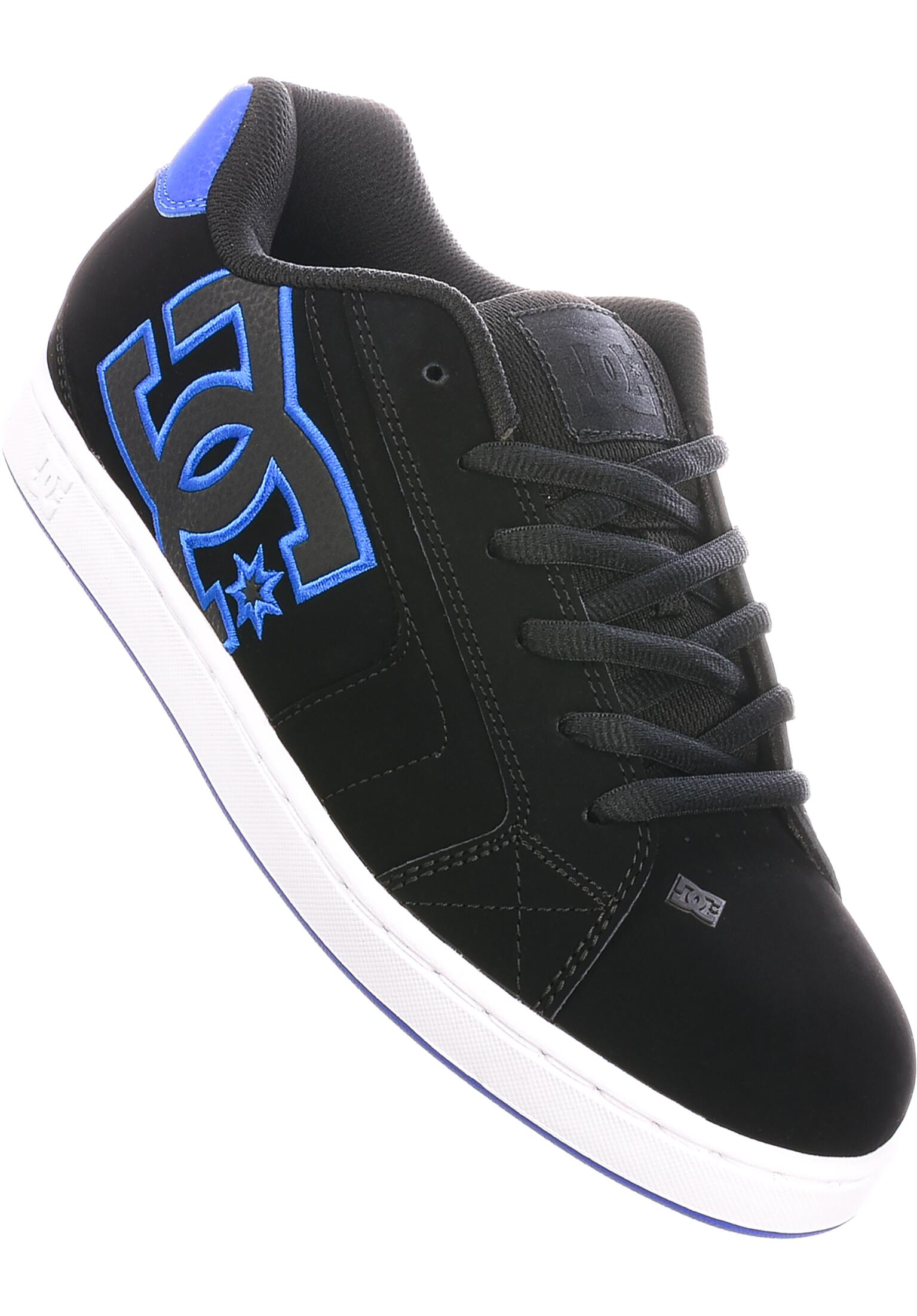 Net DC Shoes All Shoes in black-royal
