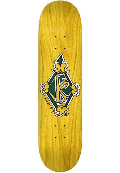 Krooked Skateboard Decks Regal assorted vorderansicht 0264235