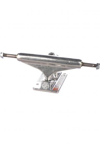 Independent Achsen 129 Stage 11 Forged Titanium silver vorderansicht 0121667