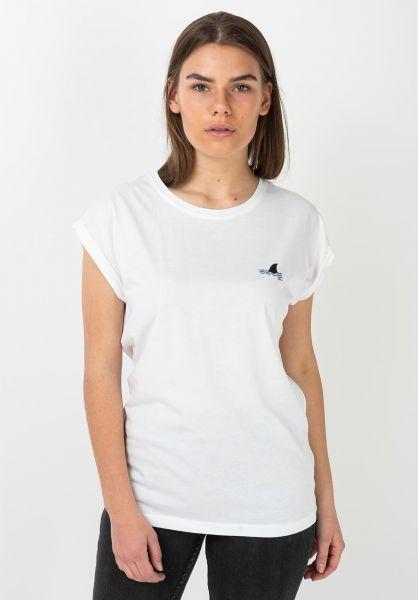 Ezekiel T-Shirts Mackie white vorderansicht 0398626