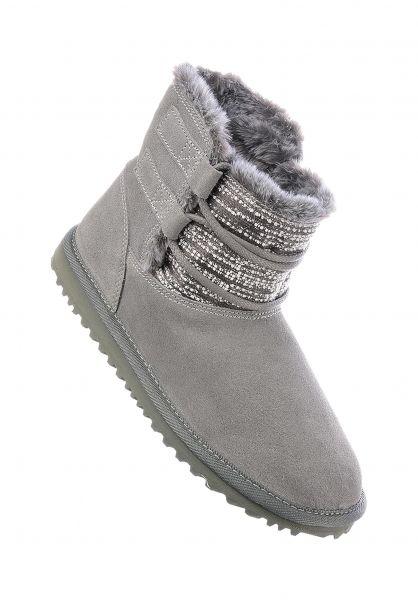 Roxy Alle Schuhe Tara II charcoal Vorderansicht
