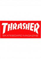 Thrasher-Verschiedenes-Skate-Mag-Standard-Sticker-red-Vorderansicht