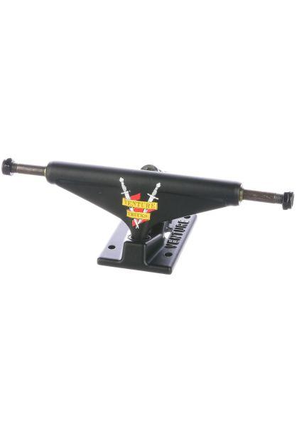 Venture Achsen 5.2 High Crest flatblack-flatblack vorderansicht 0122629