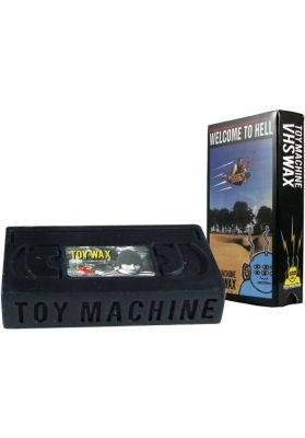 Toy-Machine Skate-Wachs Wax V.H.S