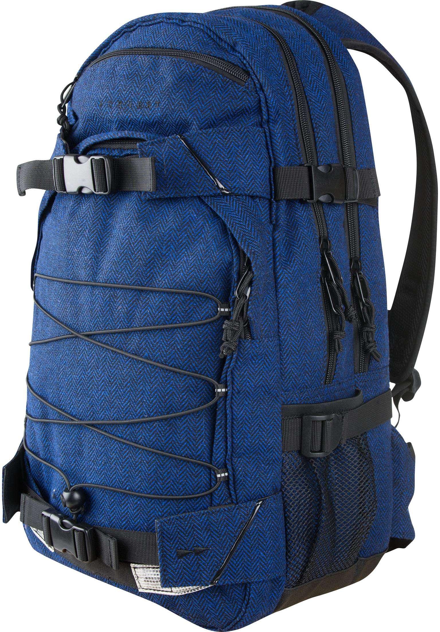146811115f2a4 New Laptop Louis Forvert Backpacks in flannel-navy for Men