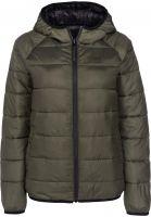 iriedaily Winterjacken Turn Jacket olivegrey Vorderansicht