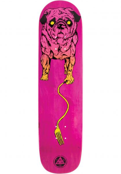 Welcome Skateboard Decks Common Goblin 2 Bunyip surf fade-various stains Vorderansicht