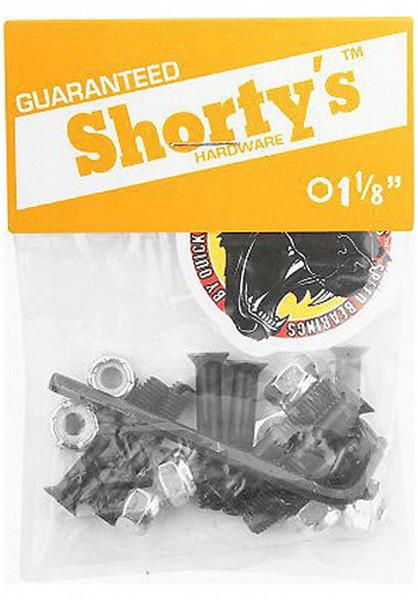 """Shortys Montagesätze 1-1/8""""-Inbus no color Vorderansicht"""