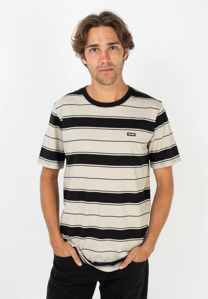 Globe T-Shirts Moonshine cashew vorderansicht 0392160