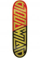 Blood Wizard Skateboard Decks Future Wasteland black-red-gold vorderansicht 0261271