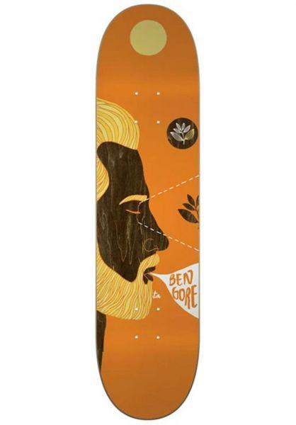 Magenta Skateboard Decks Gore Visions multicolored vorderansicht 0264595