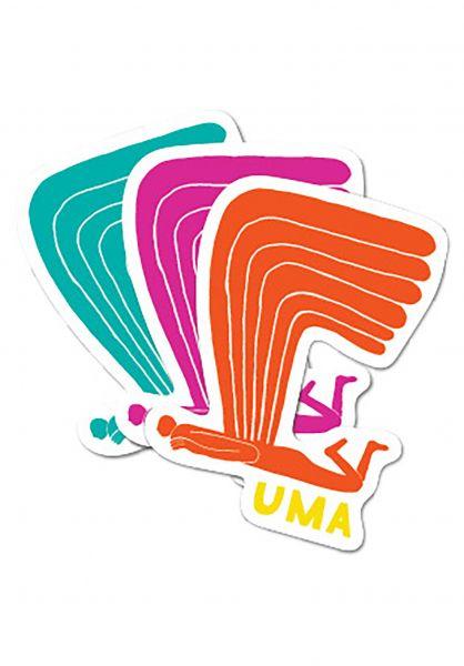 UMA Landsleds Verschiedenes Wing Wing 2.5´´ assorted vorderansicht 0972717