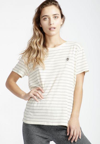 Billabong T-Shirts Beach Day whitecap vorderansicht 0383356