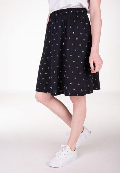 Forvert Röcke Bima black-dots vorderansicht 0510240